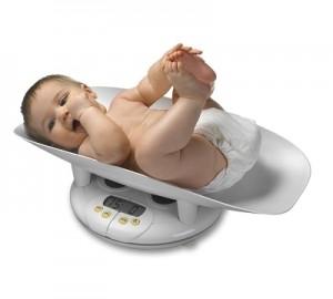 Baby Weight Gain